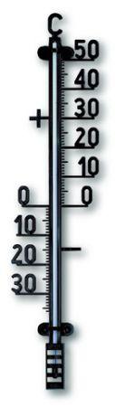 KW-424, 12.5002.01  Kültéri hőmérő - fém, 42 cm  011421201