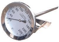 Bimetál húshőmérő 550 tip. +10°+220°C  011430550