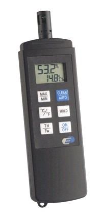 H560 - Műszerkombináció hőmérséklet, 31.1028 páratartalom és harmatpont mérésre 011432028