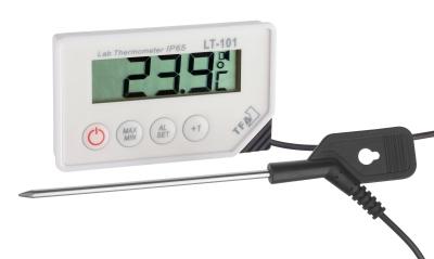 LT101 Digitális ellenőrző hőmérő 30.1033, vízálló 011432033