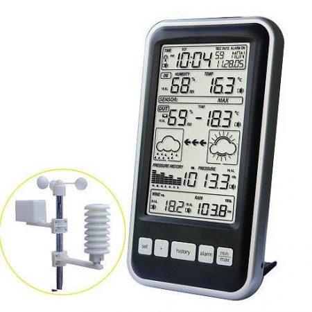 WH-1070 (02036), Rádiójel vezérelt meteorológiai állomás  011432040