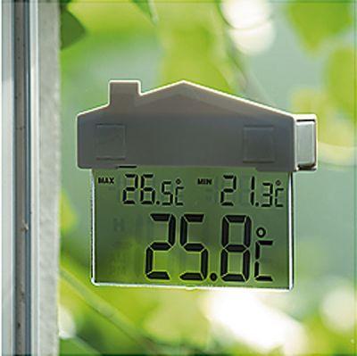 105050 Digitális ablakhőmérő 011432050
