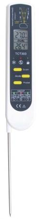 5020-0413 Dualtemp Pro a professzionális beszúró és infra hõmérõ egyben! 011432119