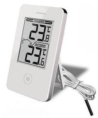 KW-213 - Digitális külső-belső hőmérő, max-min memóriával 011432213