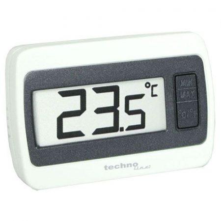 WS-7002, Miniatűr Maximum-Minimum hőmérő  011432382