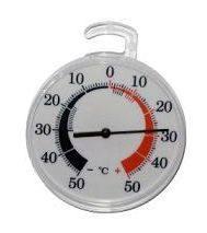 104513 - Hűtőszekrény hőmérő, kerek