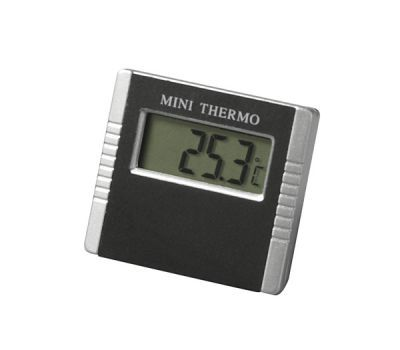 Miniatűr hőmérséklet kijelző