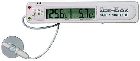 Digitális hűtőszekrény hőmérő