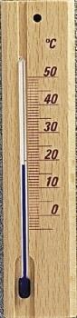 2021-Szobahőmérő, dió, natúr,ferér-101084