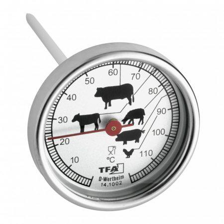 Bimetál hús hőmérő (rozsdamentes) 14.1002.60.90  010432801