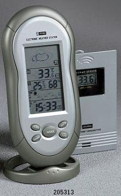 Digitális időjárás állomás-205313