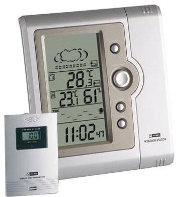 Digitális időjárás állomás-205315