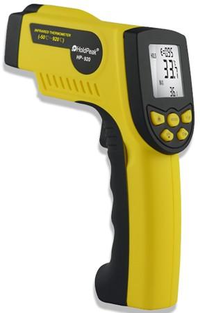 HP-920, Infravörös hőmérsékletmérő, -50°C/+920°C 210000104
