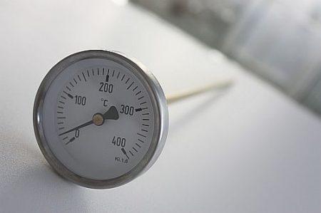 fagus400 Bimetál kemencehőmérő, 0...400 °C  211000056-2