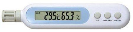 306121 - Digitális hőmérséklet és páratartalom mérő