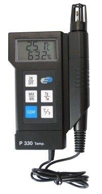 P330 - Műszerkombináció hõmérséklet, páratartalom és harmatpont mérésre