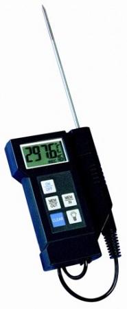 P 400 precíziós hõmérséklet mérõ