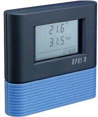 Opus 10 intern hőmérséklet és páratartalom mérés adatgyűjtő