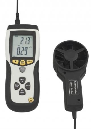 VA 893 Profi légsebesség mérő