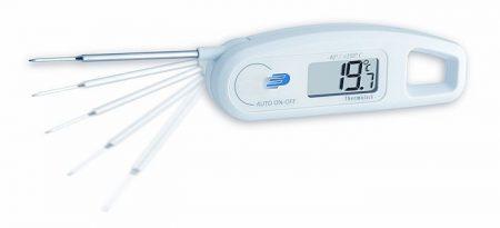 ThermoJack maghőmérő behajtható szondával