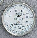 Thermo+Hygro szauna-705723