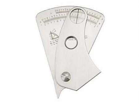 Speciális hegesztési varratmérő