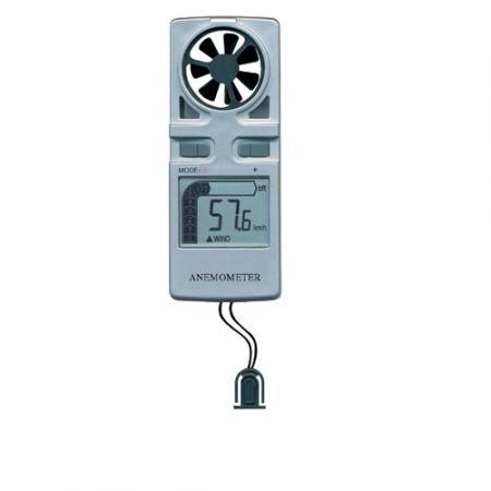 EA3010 Kézi szélsebesség mérő hőmérővel