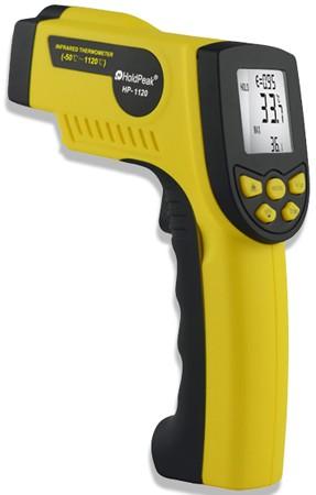 HP-1120, Infravörös hőmérsékletmérő, -50°C/+1120°C