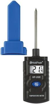 HP-2GE, Beszúrótűs hőmérsékletmérő, -50°C...+270°C