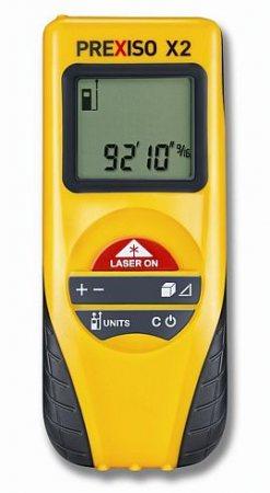 Prexiso X2 lézeres távolságmérő