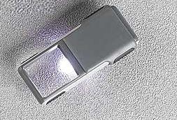 501238-Összetolható nagyító, LED megvilágítással  010000238