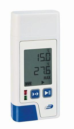 LOG200 - PDF, hőmérséklet adatgyűjtő