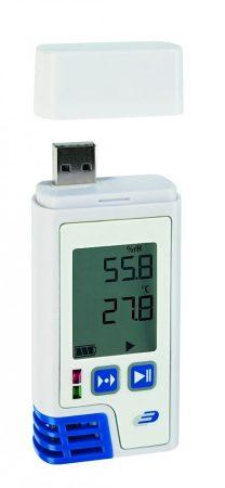 LOG210 - PDF, hőmérséklet és páratartalom adatgyűjtő