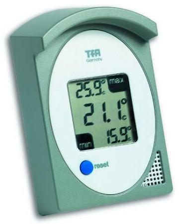 30.1017  Elektronikus Maximum-Minimum hőmérő 011432017