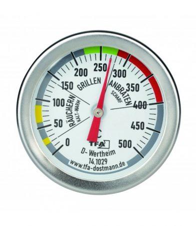 Bimetál Hőmérő 50/0+500°C/67mm 14.1029