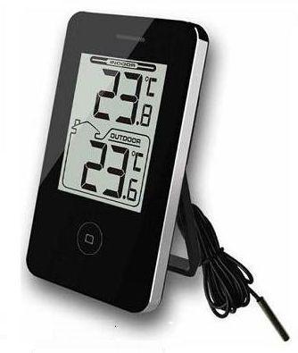 KW-217 - Digitális külső-belső hőmérő, max-min memóriával 011432217