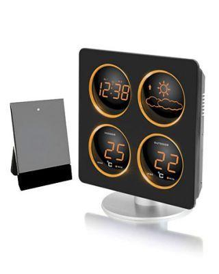 WS-6830, LED Időjárás állomás  011432333