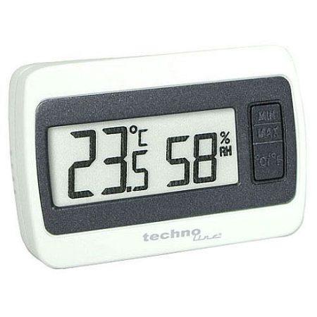 WS-7005, Miniatűr hőmérő / páramérő Max-Min funkcióval 011432383