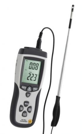TA 888 - Kompakt hődrótos légsebességmérő