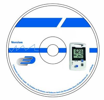 DE-Graph Windows Software LOG 100/110-hez