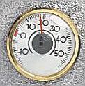 Autó hőmérő - 710002
