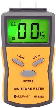 HP-883A, Faanyag nedvességmérő, 5-40%